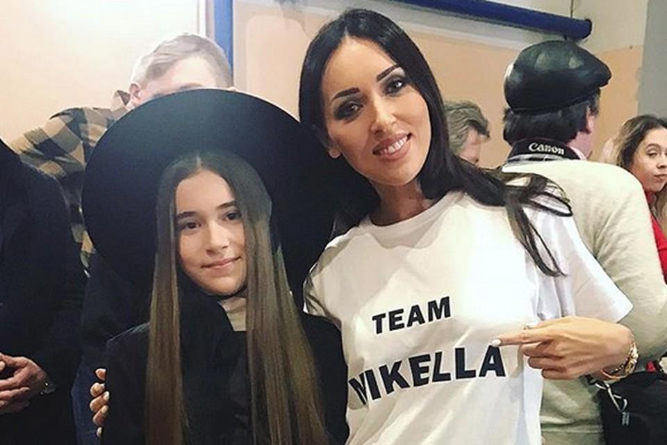 Микелла Абрамова изначально была одной из фавориток конкурса
