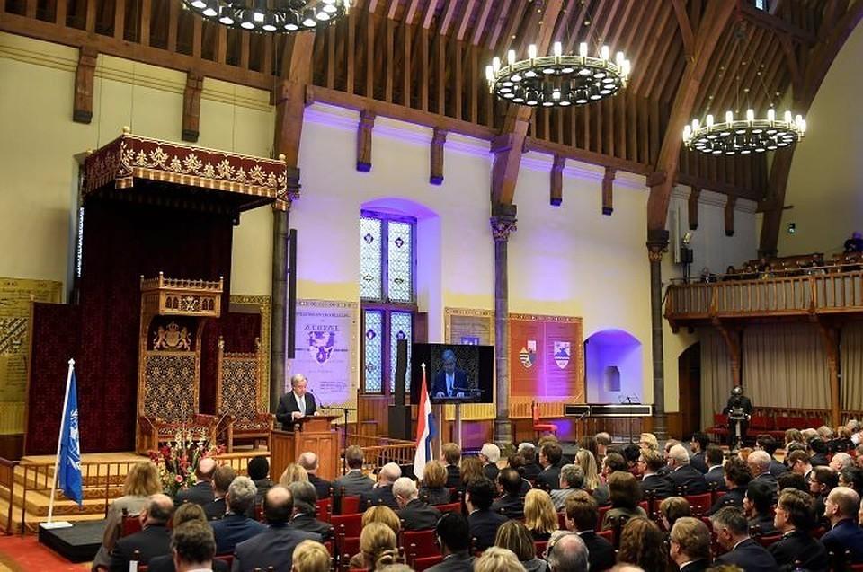 Россия не признала законность решение Гаагского суда по иску «Укрнафта»