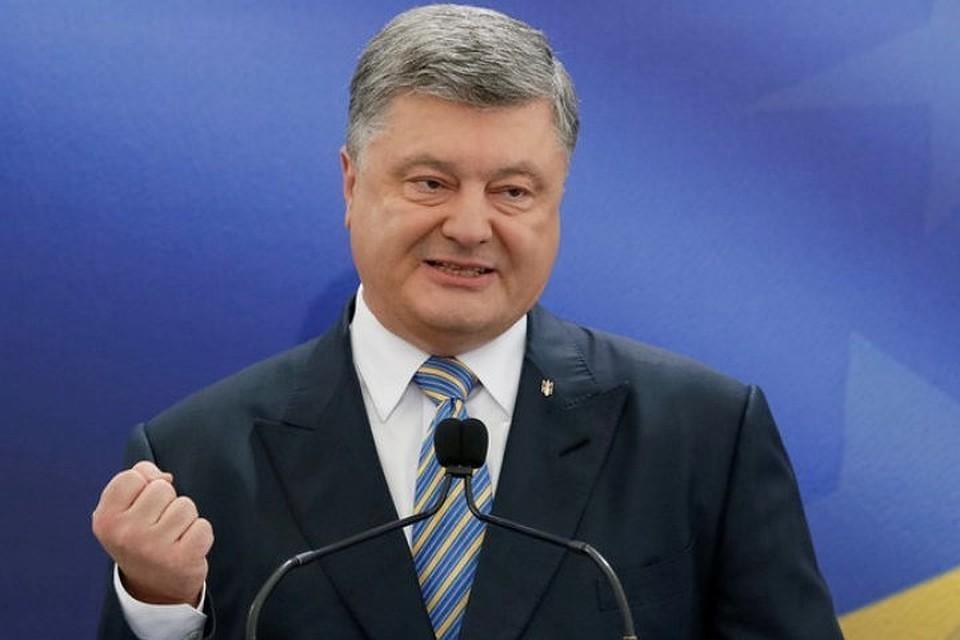 """Украинская группа """"1+1"""" подала иск против Порошенко"""