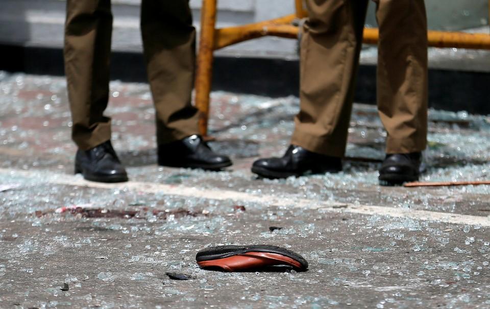Число жертв взрывов на Шри-Ланке достигло 160 человек