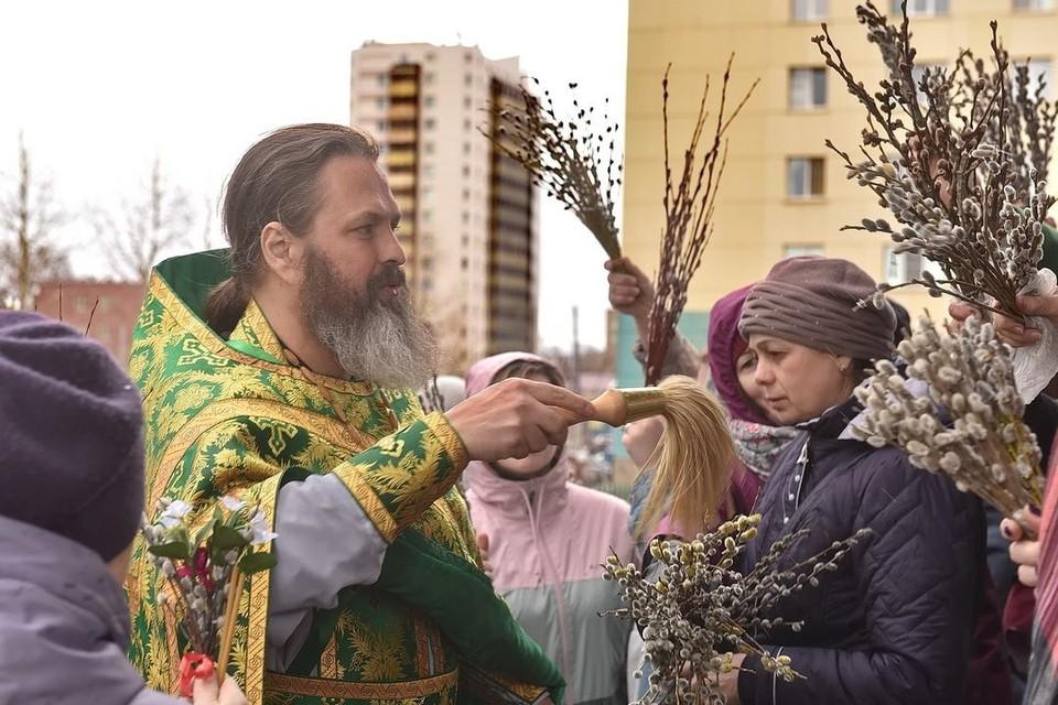Вербное воскресенье - один из главных праздников для верующих.