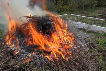 В Курской области установился третий класс пожарной опасности