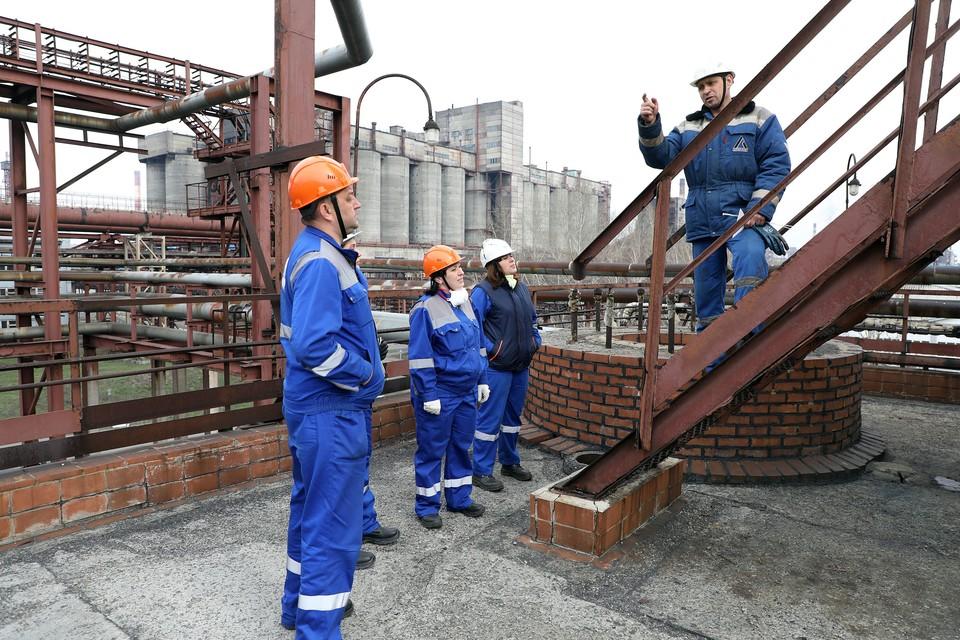 На Алтай-Коксе заботятся о безопасности труда