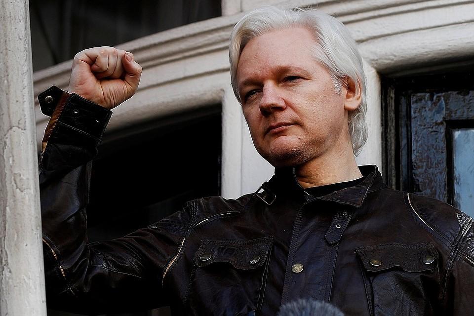 WikiLeaks: США пытается завести дело против Ассанжа с наказанием в виде смертной казни.