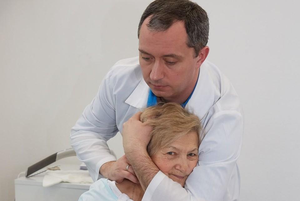 Московский реабилитолог доктор Александр Шишонин: Шея убивает в разы чаще, чем рак. Фото: личный архив.
