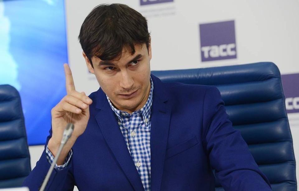 Сергей Шаргунов. Фото: Николай Галкин/ТАСС