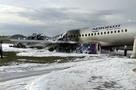 Из 41 погибшего при пожаре в самолете в Шереметьево - 26 жителей Мурманской области