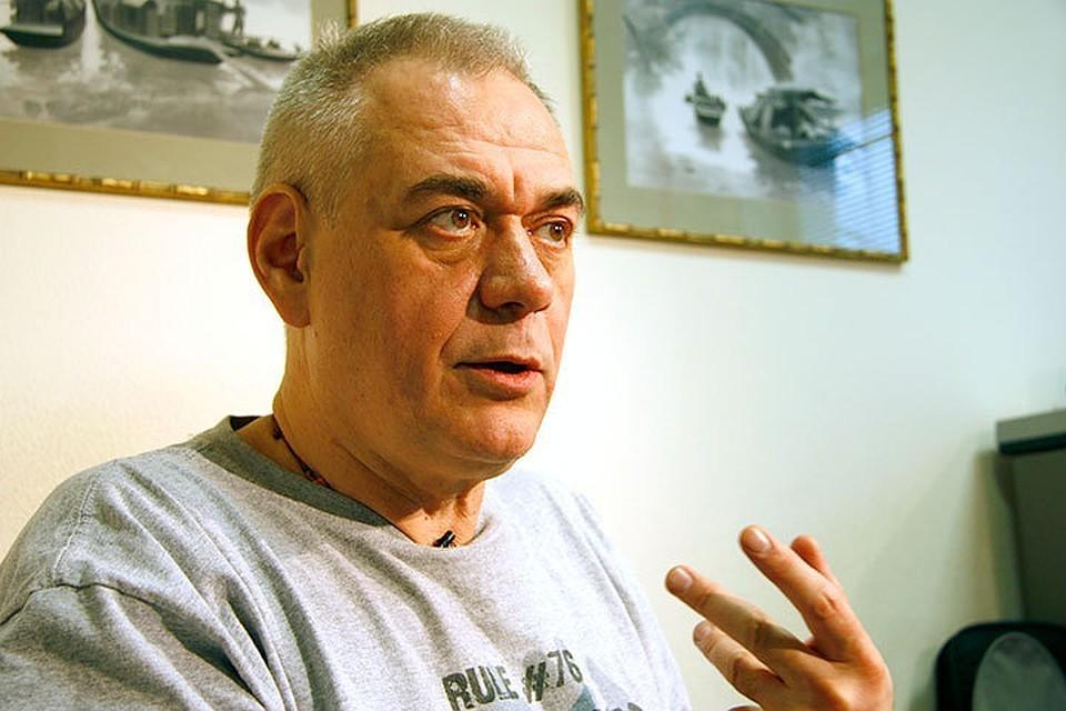 Сергей Доренко умер вечером 9 мая. Фото: Александр Мамедов