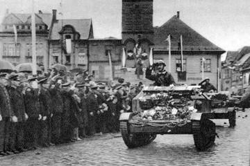 Как Польша «заняла» часть Чехословакии, поучаствовав в Мюнхенском разделе этой страны вместе с Гитлером. Часть 2
