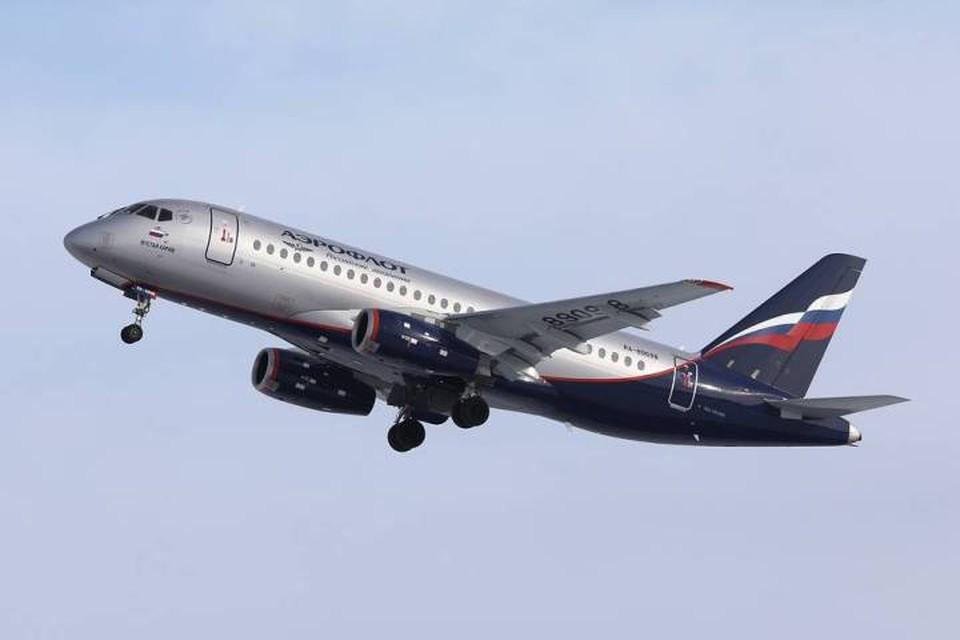 Информации о причинах, по которым экипаж самолета принял решение вернуться в аэропорт вылета, пока нет. Фото: Марина Лысцева/ТАСС