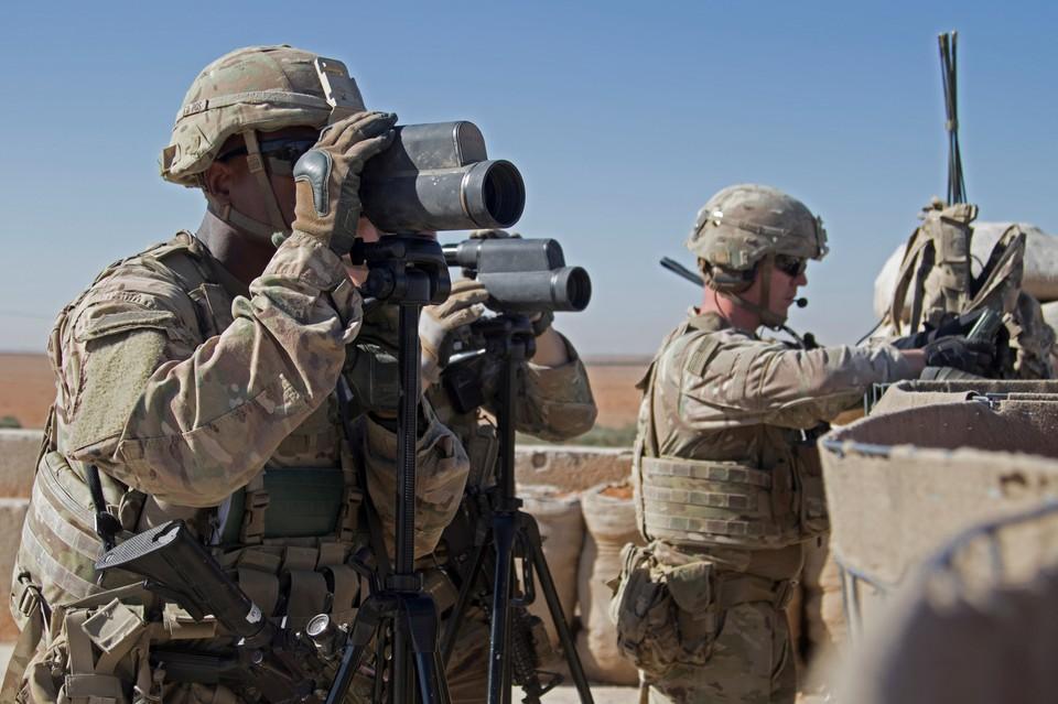 Пентагон готов отправить 120 тысяч солдат для противодействия Ирану