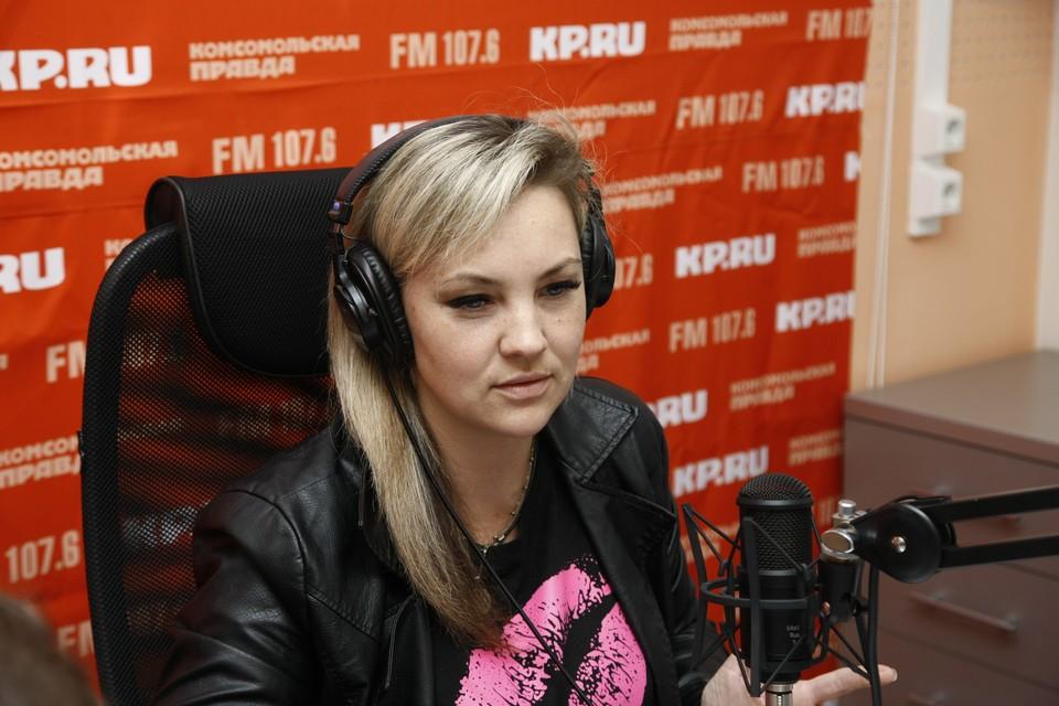 """Софья Ломаева, резидент клуба """"Джент райдерс"""""""