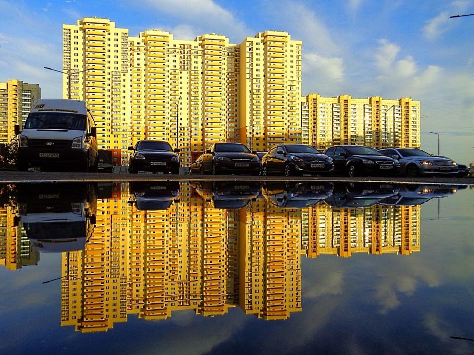 Таким Челябинск вы еще не видели. Фото: Алексей Веретнов.