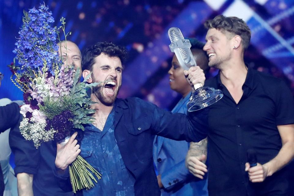 """Финал """"Евровидения"""" состоялся в пятницу, 18 мая"""