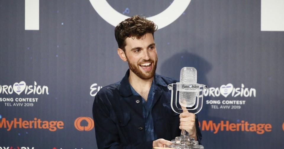 Аннулировать победу Лоуренса не будут. Фото: Andres Putting, eurovision.tv
