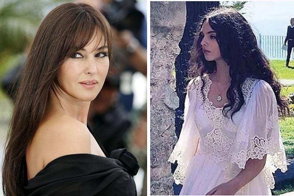 14-летняя Дева снялась в фотосессии для Dolce&Gabbana. Девушка очень похожа на свою знаменитую маму.