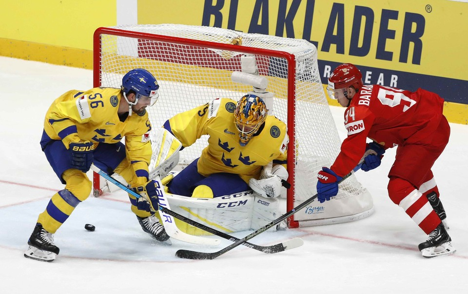 Россия победила Швецию на ЧМ-2019 и теперь сыграет против США.