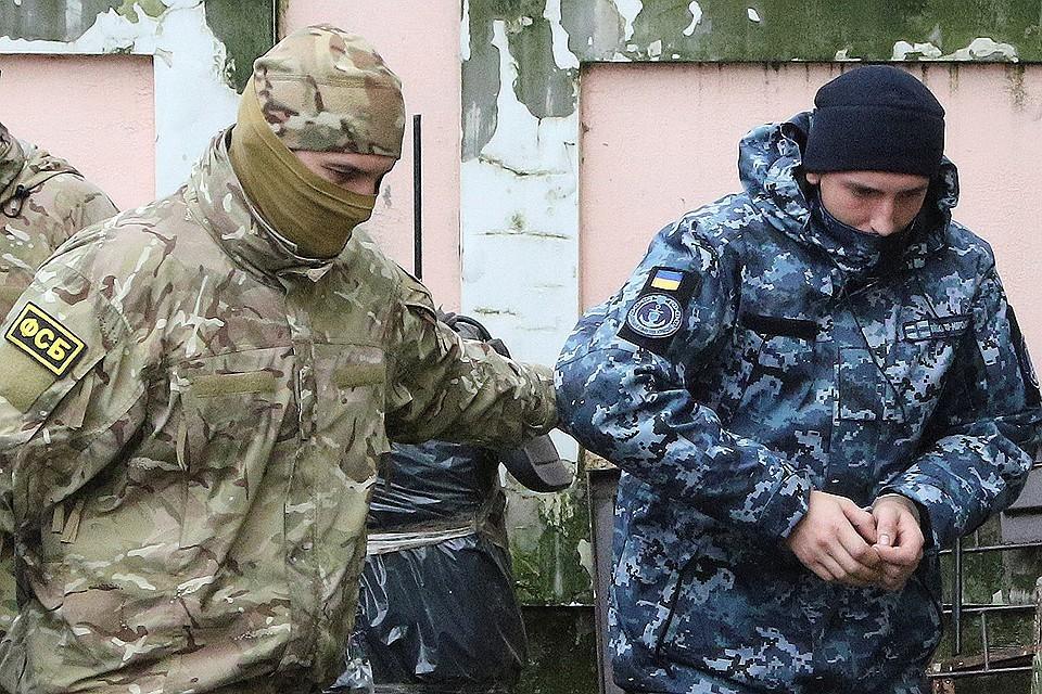 Как и следовало ожидать, судьи трибунала приняли сторону Киева и потребовал от Москвы и освободить украинских моряков