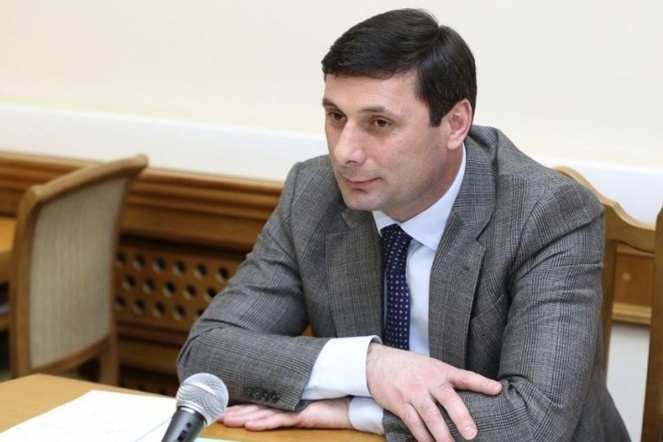 Билал Омаров. Фото: пресс-служба главы Дагестана