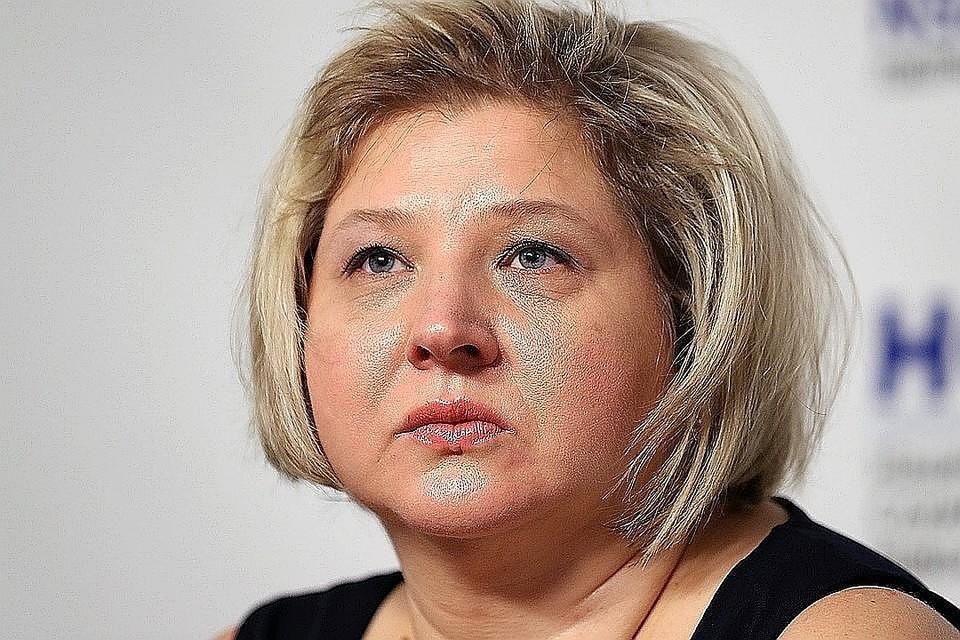 Виктория Скрипаль. Фото: Сергей Савостьянов