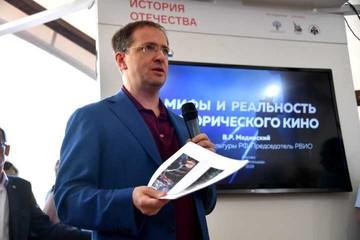 Владимир Мединский: Ну нельзя же снимать только про войну!