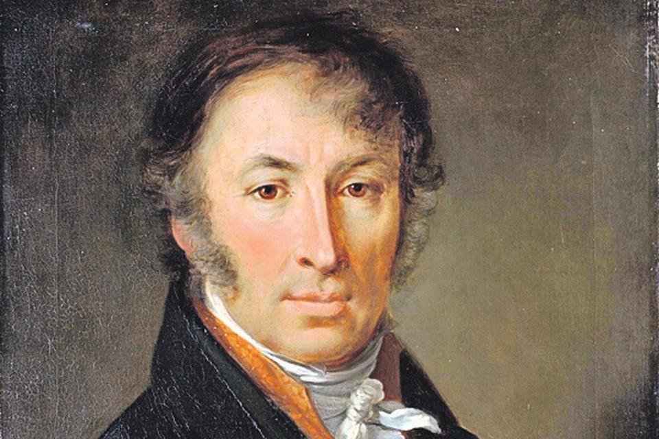Николай Карамзин. Фото: ru.wikipedia.org