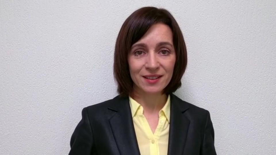Премьер-министром Молдовы избрана Майя Санду