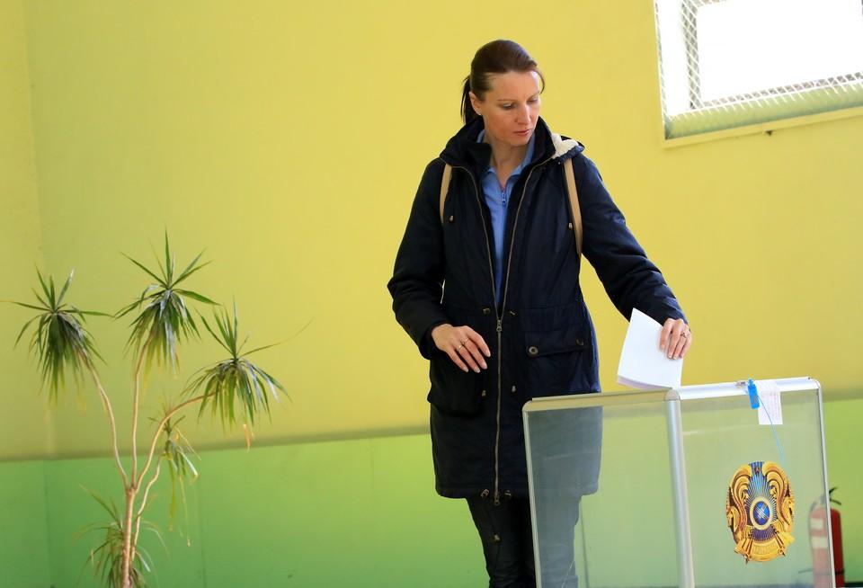В Казахстане стартуют выборы президента страны