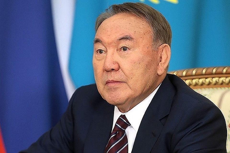 Первый президент Казахстана Нурсултан Назарбаев. Фото: Михиал Метцель/ТАСС