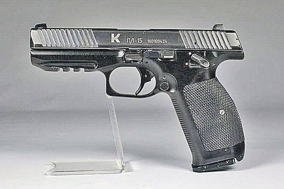 В Америке восхитились русским пистолетом