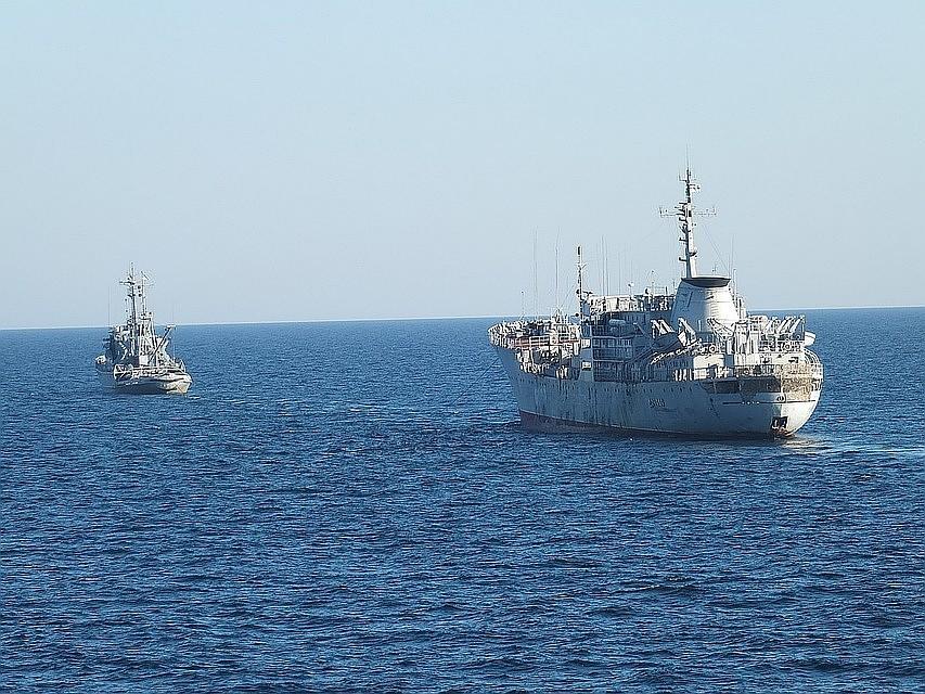Украина пока не готова посылать боевые корабли в Керченский пролив