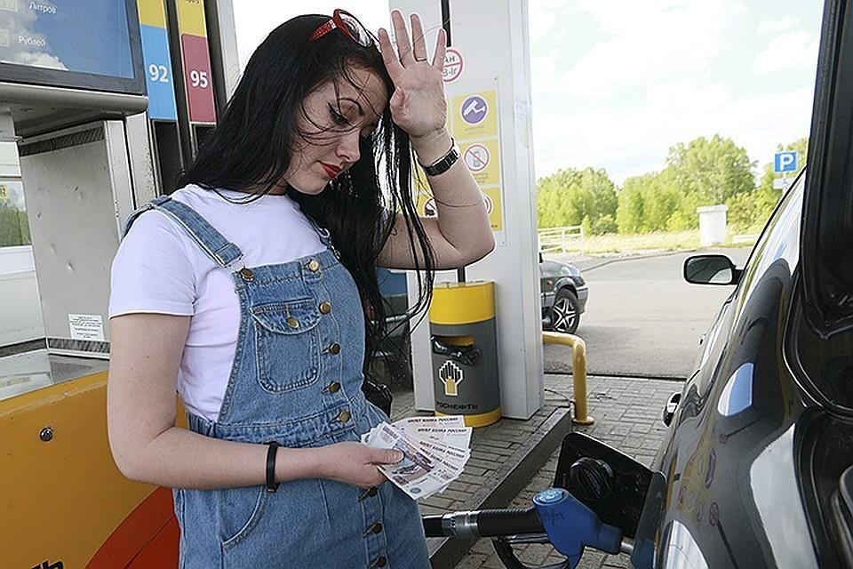 В мае цены на бензин выросли на 2,8%