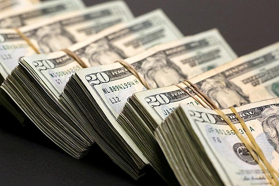 Для вкладов в иностранной валюте россияне выбирают доллар