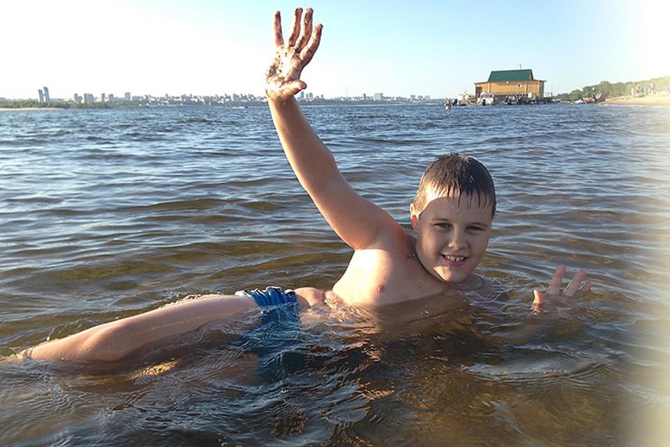Только два пляжа опасны для купания.