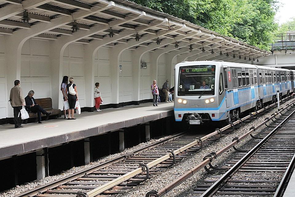 Ряд станций Филевской линии закроют на реконструкцию 22 и 23 июня.