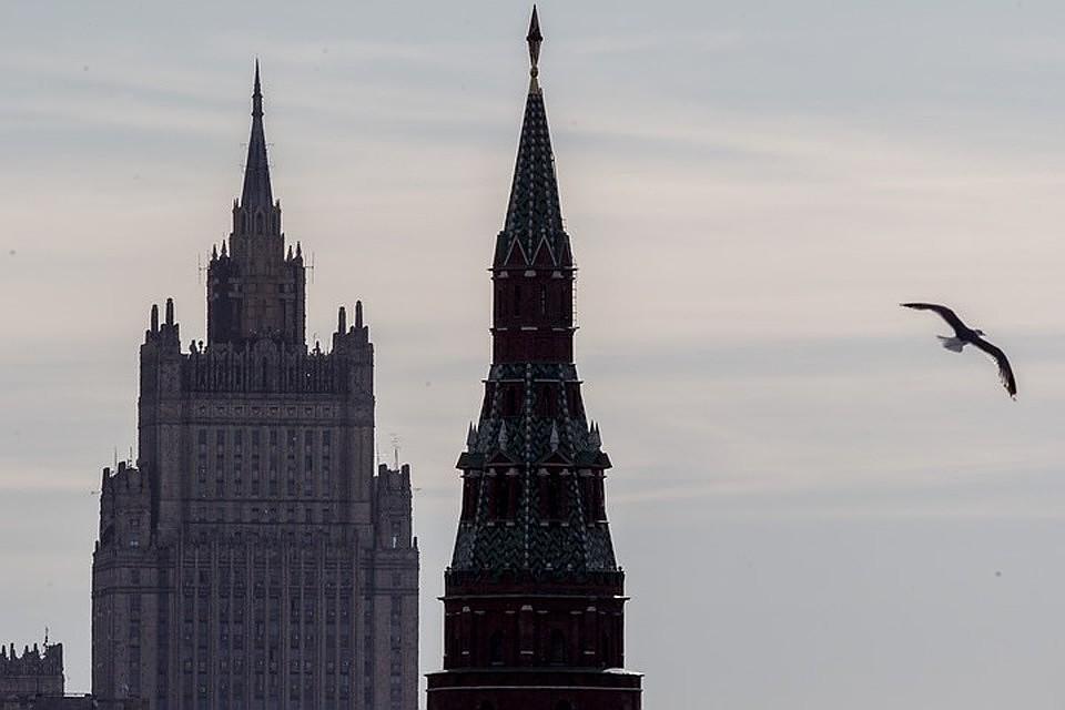 В МИД России прокомментировали беспорядки в Тбилиси