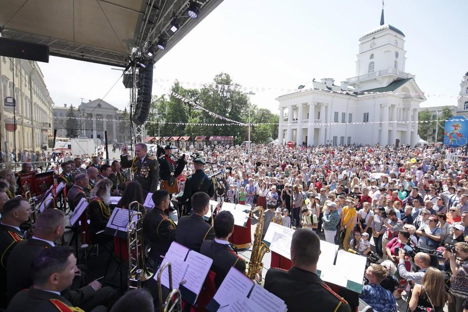 Британский фестиваль в Минске.