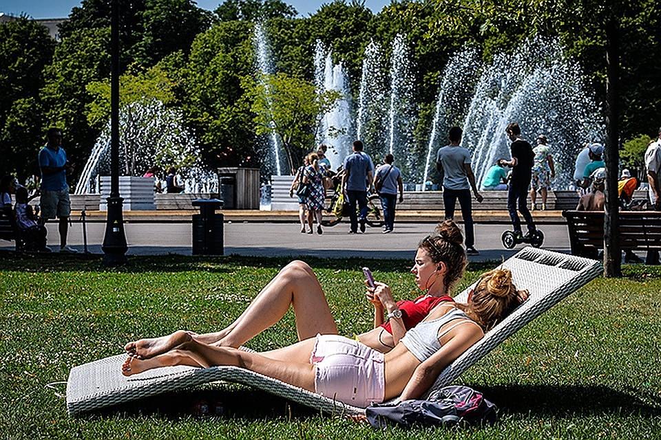 В Москве атмосферное давление может побить рекорд 63-летней давности