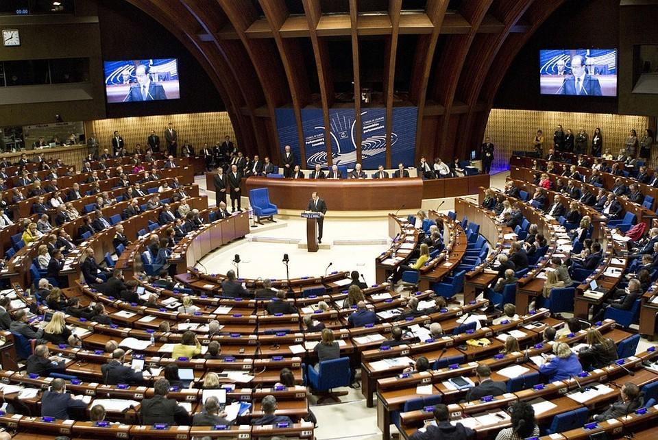 Украинская делегация покидает ПАСЕ