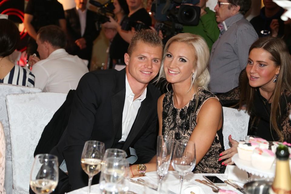 Дмитрий Тарасов был женат на Бузовой.