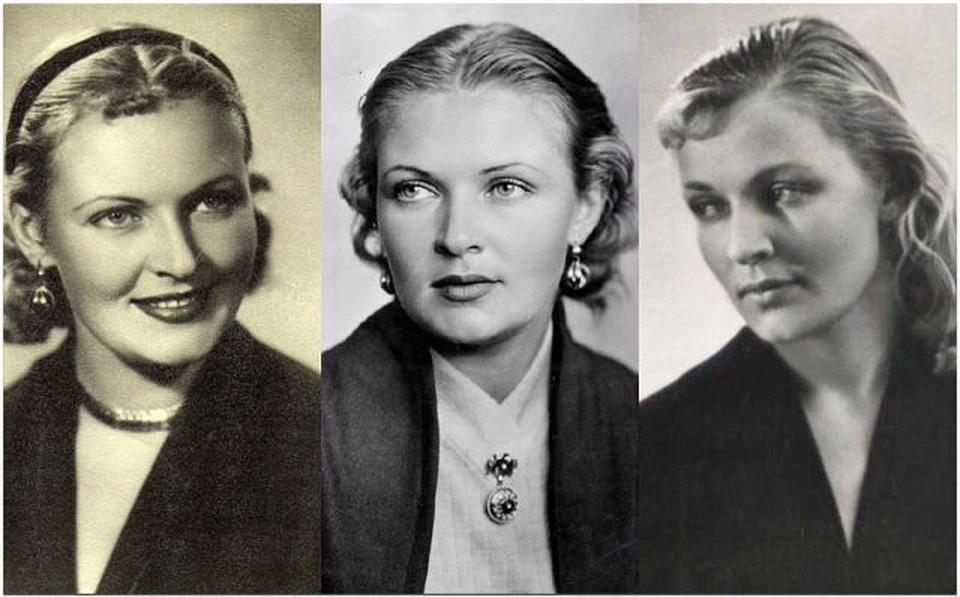Надежда Илларионовна Чередниченко.