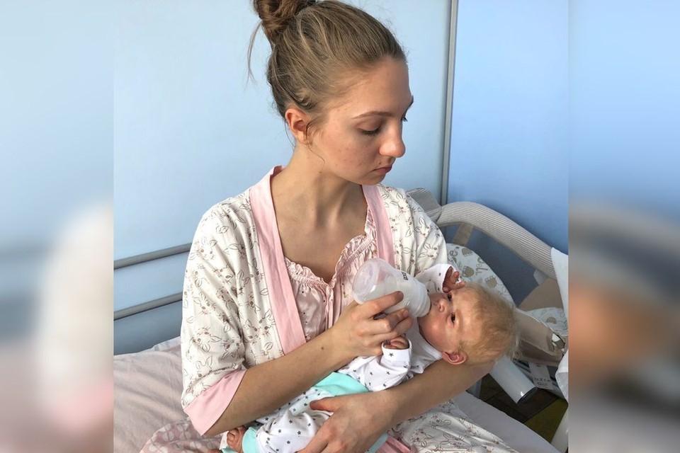 Полина Серегина приобрела своего первого реборна три года назад.