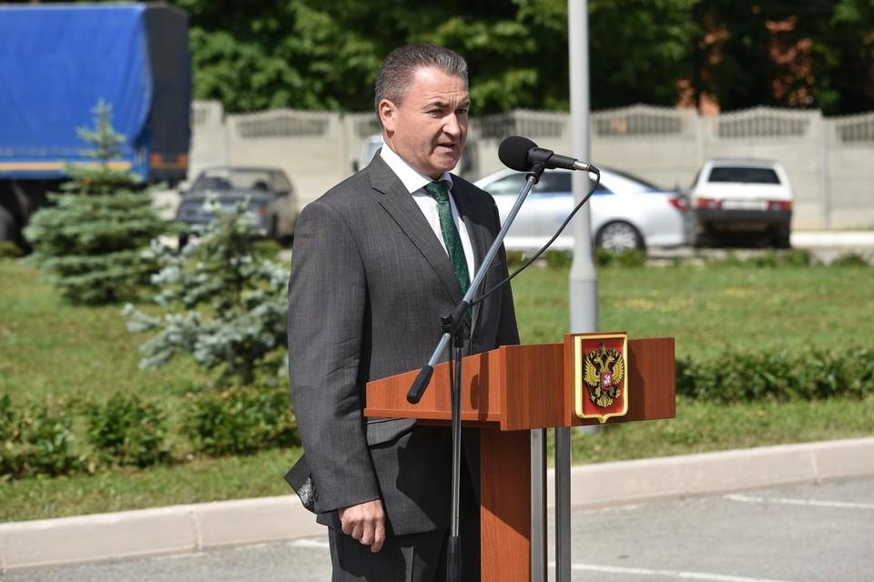 Сергею Яковлеву было 54 года. Фото: правительство Рязанской области.