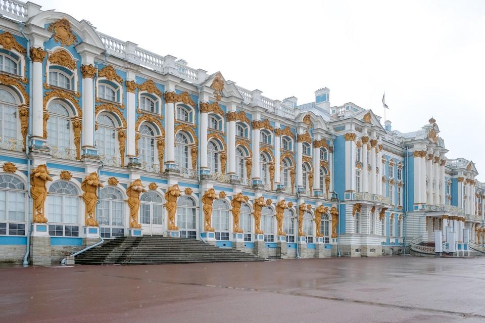 Царское село будет пускать посетителей в музей только по паспорту