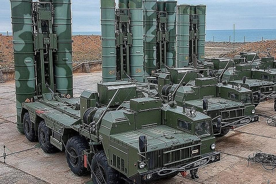 Слуцкий прокомментировал поставки С - 400 в страны ближневосточного региона вслед за Турцией