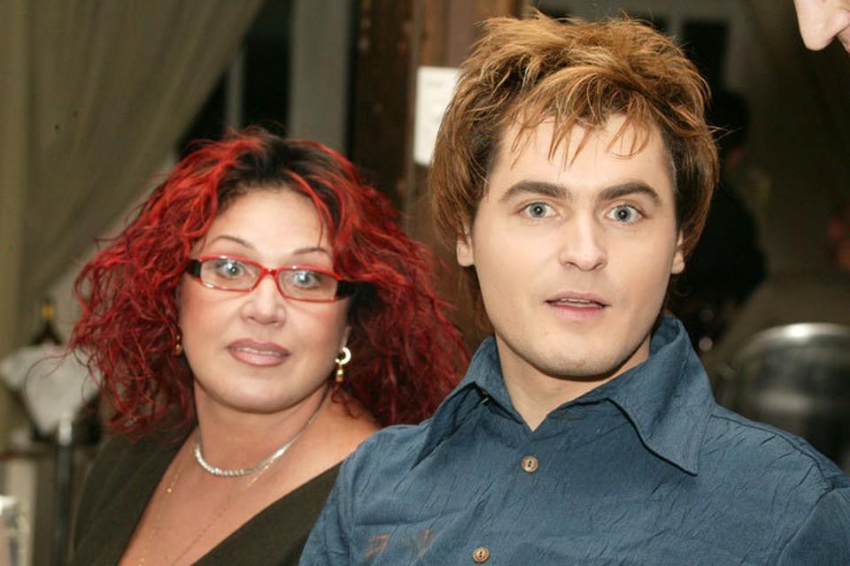 Надежда Бабкина и Евгений Гор встретились 14 лет назад.