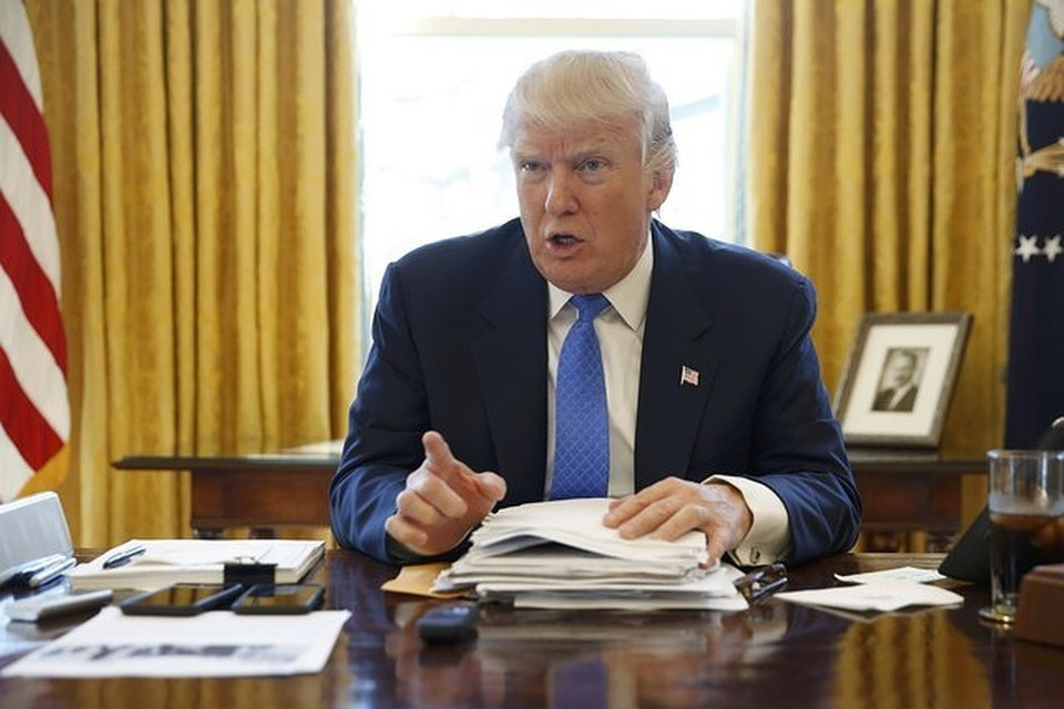 Американский президент похвалил республиканцев за единство, проявленное при голосовании