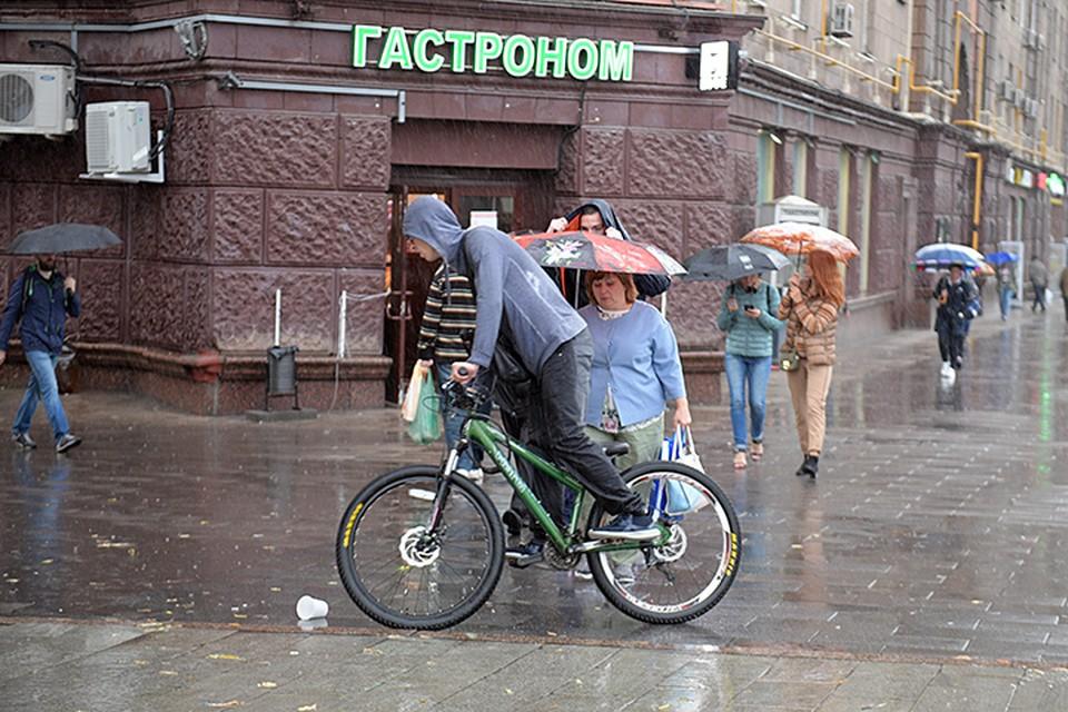 Пик дождей уже позади
