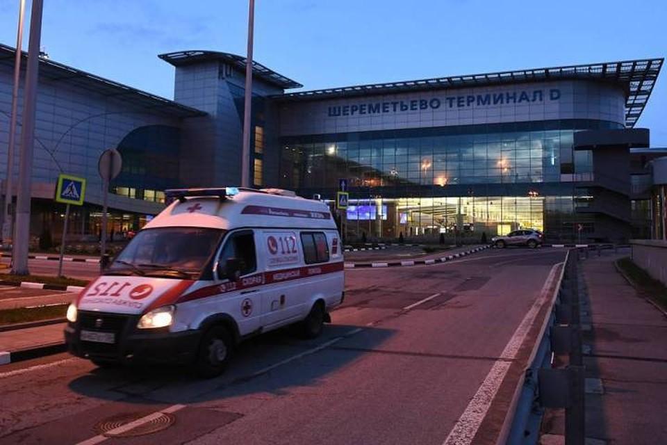Двое пострадавших госпитализированы. Фото: Максим Григорьев/ТАСС