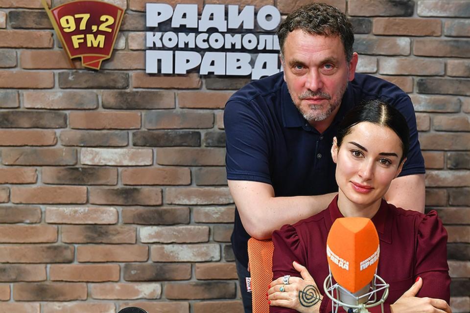 Тина Канделаки стала ведущей Радио